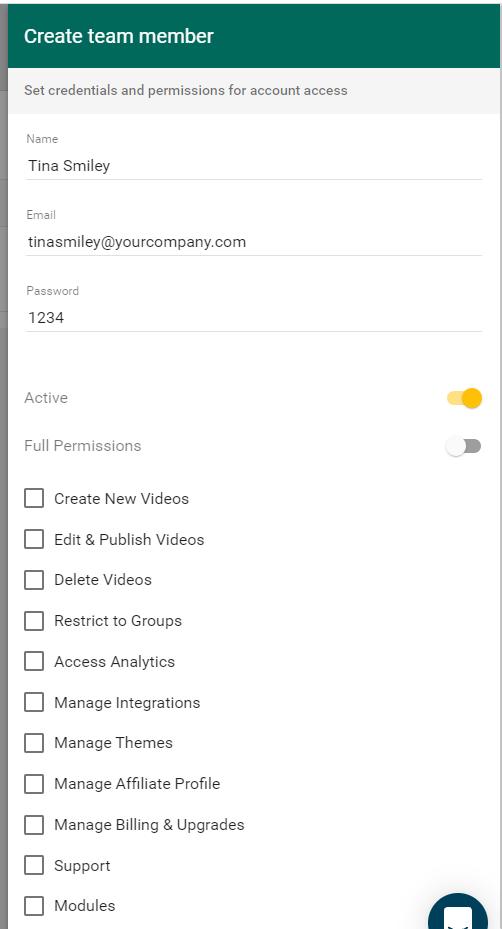IP Watermark on Video